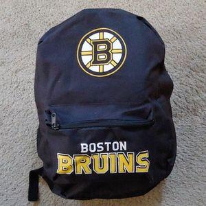 Bruins back pack